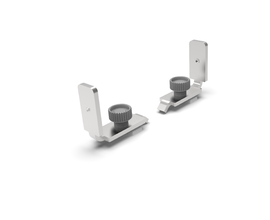 JOINING SET 90° SUPPORT POSTMOUNTED [2 PCS]
