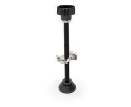 ADJUSTABLE M8 FOOT WITH MOBILE INSERT
