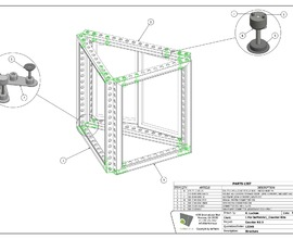 beMatrix 3D Drawing
