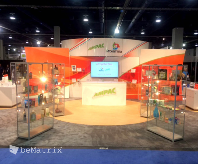 Abstract Displays, Inc. - AMPAC 2015 - Foto 0