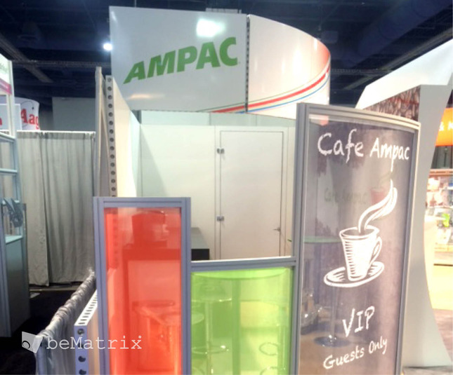 Abstract Displays, Inc. - AMPAC 2015 - Foto 3