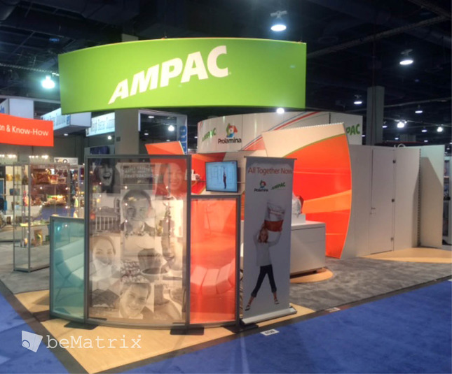 Abstract Displays, Inc. - AMPAC 2015 - Foto 1