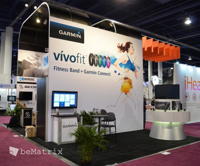 Evo Exhibits - Dynastream Innovations 2014 - Foto 0