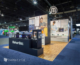 Evo Exhibits - Makerbot 2015