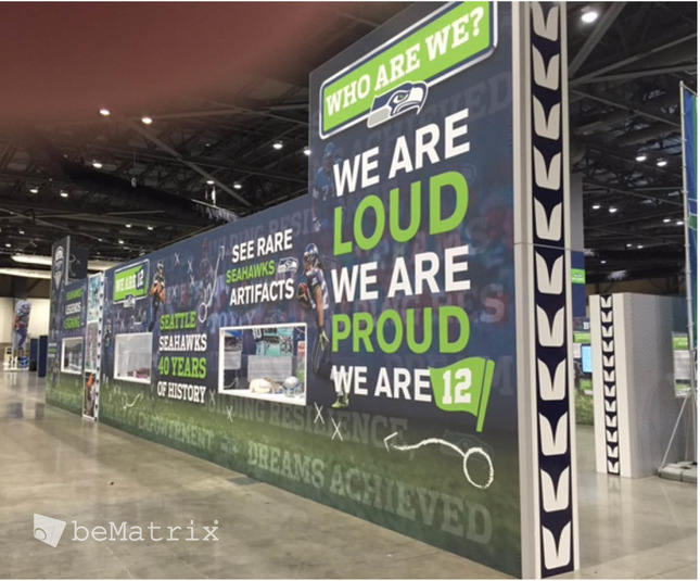 Evo Exhibits - American Family Insurance 2015 - Foto 4