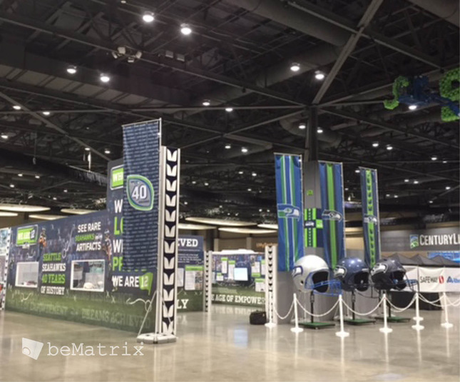 Evo Exhibits - American Family Insurance 2015 - Foto 1