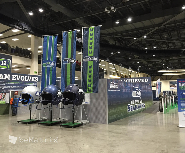 Evo Exhibits - American Family Insurance 2015 - Foto 2