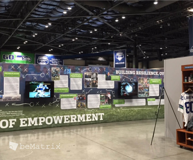Evo Exhibits - American Family Insurance 2015 - Foto 9