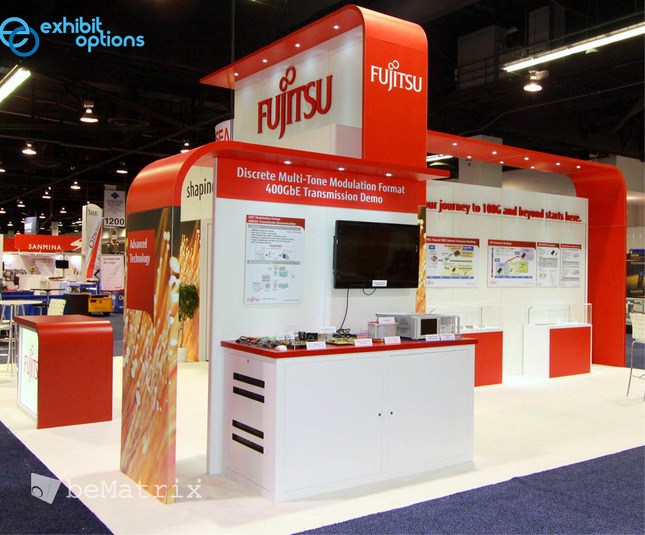 Exhibit Options - Fujitsu Optical 2015 - Foto 0