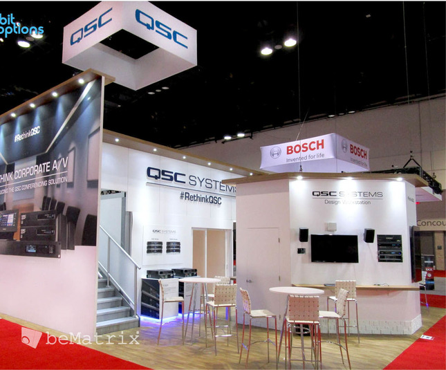 Exhibit Options - QSC 2015 - Foto 2