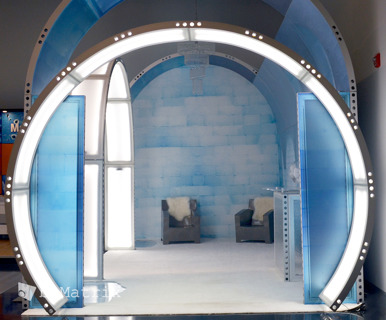 The Exhibit Source - Showroom/Ice Hotel 2014