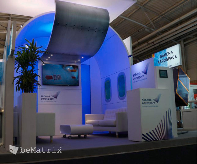 Optimum Concept - Sabena Aerospace 2015 - Foto 0