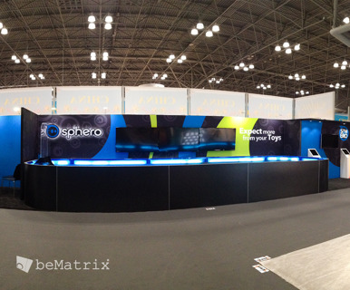 Evo Exhibits - Sphero 2014