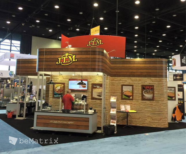 Synergy Displays - JTM Food Group 2015 - Foto 0
