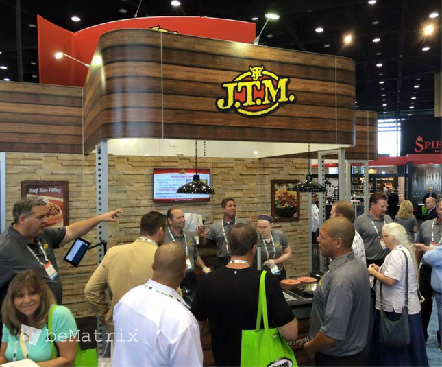 Synergy Displays - JTM Food Group 2015 - Foto 2