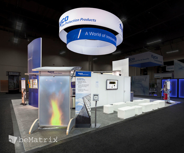 Hamilton Exhibits LLC - Tyco Fire Production Products 2014 - Foto 0