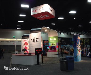 Evo Exhibits - Viz Media 2014
