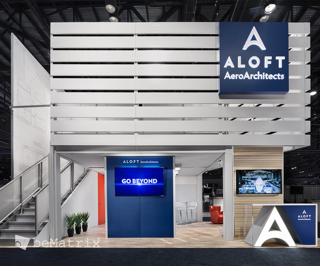 Hamilton Exhibits - ALOFT 2016 - Foto 0
