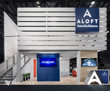 Hamilton Exhibits - ALOFT 2016