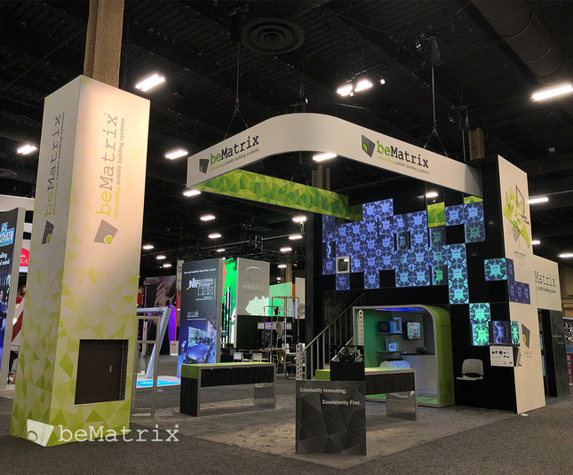beMatrix USA - beMatrix ExhibitorLive 2018 - Foto 4