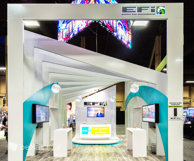 Exhibit Fair International - EFI ExhibitorLive 2017 - Foto 1