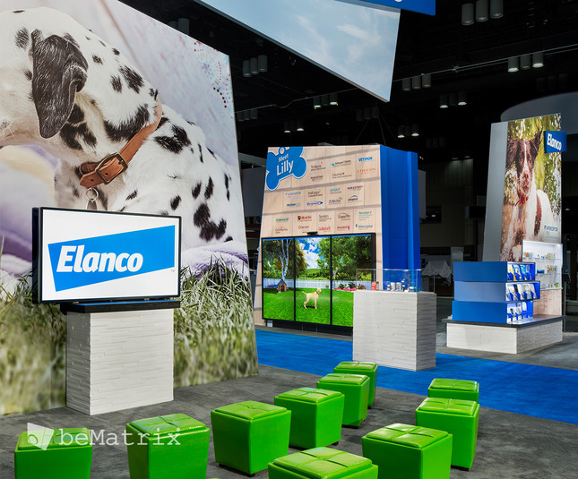Hamilton Exhibits - Elanco Animal Health 2017 - Foto 3