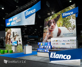 Hamilton Exhibits - Elanco Animal Health 2017