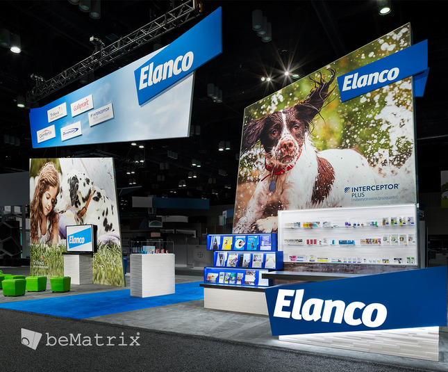 Hamilton Exhibits - Elanco Animal Health 2017 - Foto 0