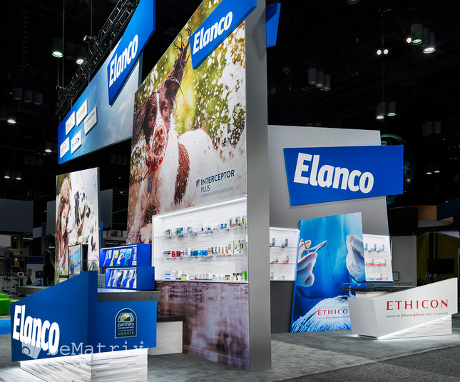 Hamilton Exhibits - Elanco Animal Health 2017 - Foto 1