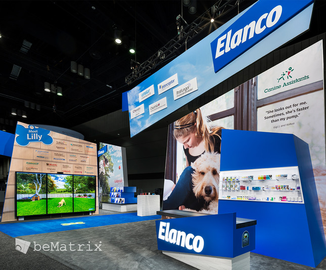 Hamilton Exhibits - Elanco Animal Health 2017 - Foto 5