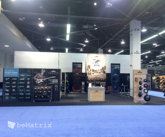 Abstract Displays, Inc. - Eminence 2016 - Foto 1