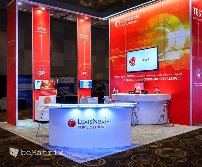 Exhibit Concepts, Inc. - LexisNexis Risk Solutions 2017 - Foto 2