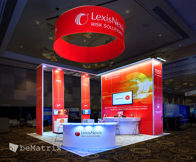 Exhibit Concepts, Inc. - LexisNexis Risk Solutions 2017 - Foto 1