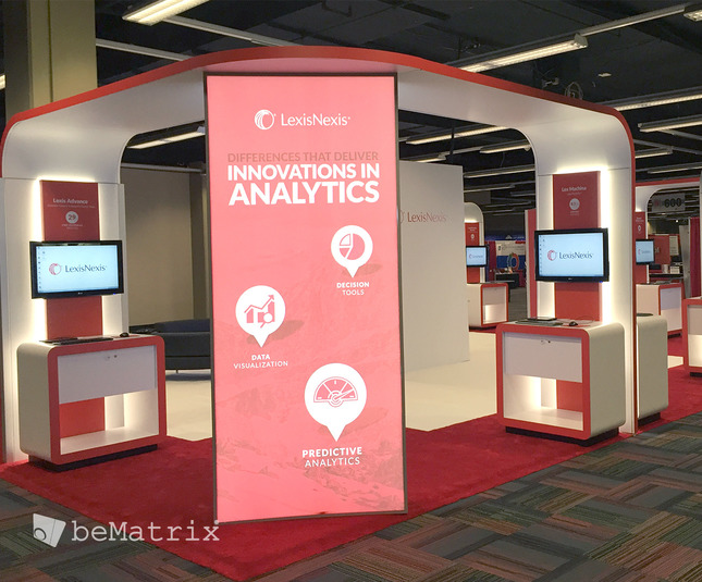 Exhibit Concepts, Inc. - LexisNexis® 2016 - Foto 3