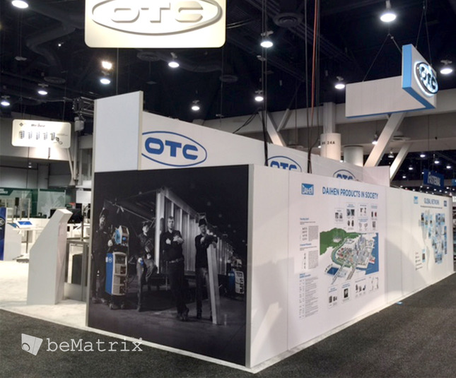 Exhibit Concepts, Inc. - OTC Daihen 2016 - Foto 2