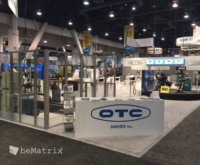 Exhibit Concepts, Inc. - OTC Daihen 2016 - Foto 1