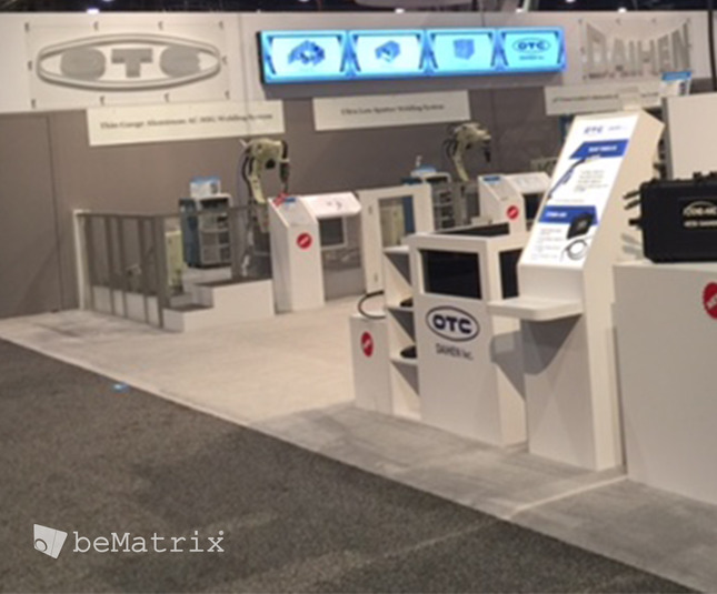 Exhibit Concepts, Inc. - OTC Daihen 2016 - Foto 3