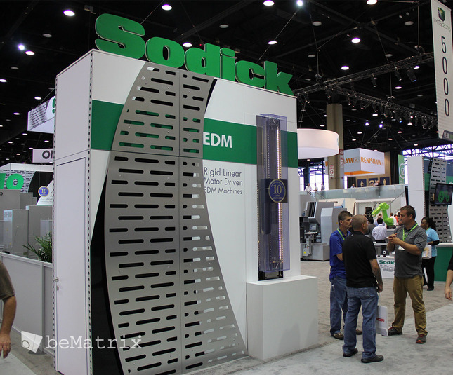 Ion Exhibits - Sodick 2016 - Foto 2