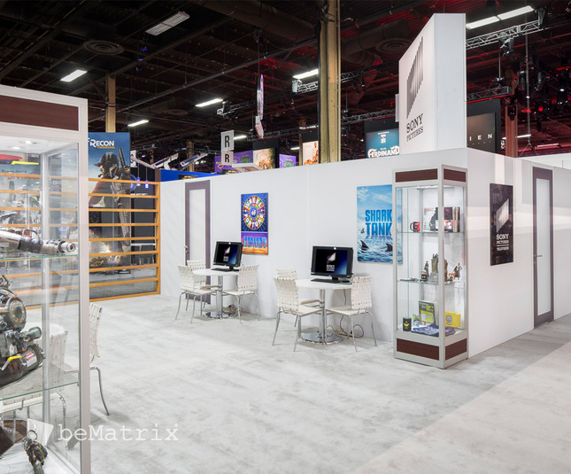 Southwest Displays & Events - Sony Pictures Entertainment 2016 - Foto 4
