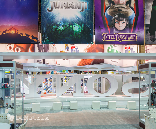 Southwest Displays & Events - Sony Pictures Entertainment 2016 - Foto 3