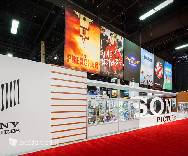 Southwest Displays & Events - Sony Pictures Entertainment 2016 - Foto 6