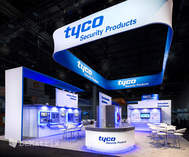 Hamilton Exhibits - Tyco Security Products 2016 - Foto 2