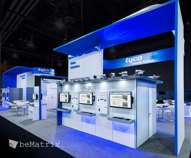 Hamilton Exhibits - Tyco Security Products 2016 - Foto 0